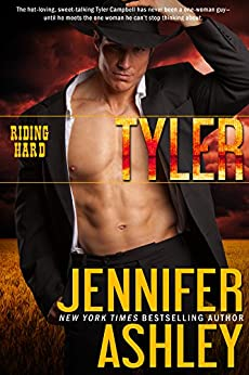Tyler (Riding Hard Book 4) by [Jennifer Ashley]