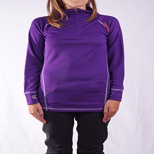 Nitro Snowboards Bella Kleidung Shirts Thermo, Damen, lila, M