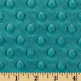 Best teal minky fabric Reviews