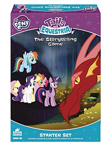My Little Pony: Tails of Equestria Storytelling Game Starter Set