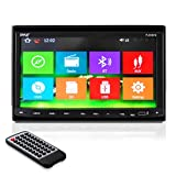 "Best Car Stereo Dvd Gps - 7"" Double Din Car Stereo - In Dash Review"
