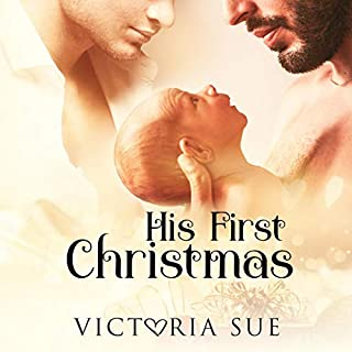 His First Christmas audiobook cover art