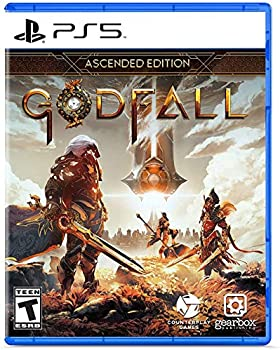 Publishing Godfall Ascended Edition for PS5