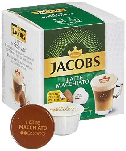 Jacobs Kaffeekapseln Latte Macchiato Kapseln, 3 x 164.5 g