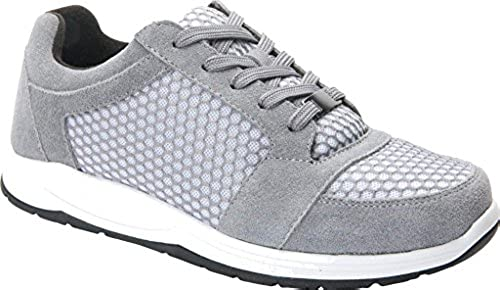 Drew schuhe damen& 39;s Gemini Leather, Mesh, Rubber, Fashion Turnschuhe