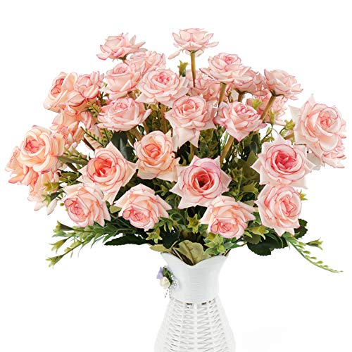 (40% OFF) Silk Roses 4 Bundles $7.79 – Coupon Code