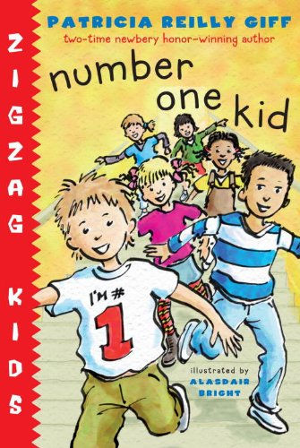 Number One Kid cover art