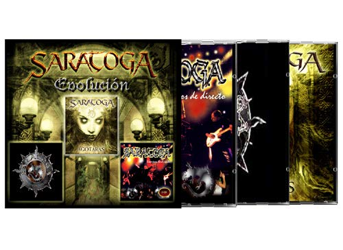 Evolucion - Box 4cd