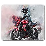 Motorbike Art <span class='highlight'>Mouse</span> Mat <span class='highlight'>Pad</span> - Bike <span class='highlight'>Biker</span> <span class='highlight'>Motorcycle</span> Men's Computer Gift #12318