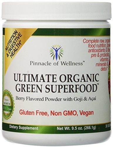 Pinnacle of Wellness Green Superfood
