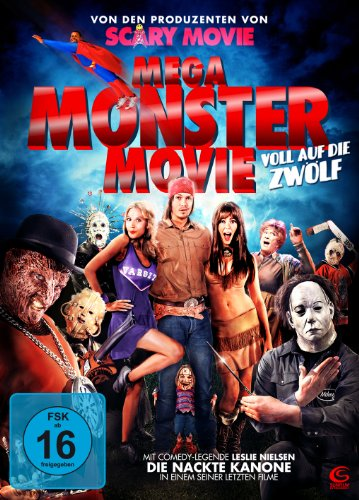 Photo of Mega Monster Movie (DVD) Min: 90DD5.1WS [Import germany]