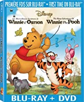 The Many Adventures Of Winnie The Pooh [Blu-ray]
