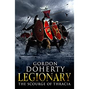 Legionary The Scourge of Thracia (Legionary 4)