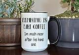 Funny Crossfit I'm a swinger 11 ounce coffee mug, Kettle bell coffee mug, funny Crossfit mug, Gift for swole mate, Funny Crossfit gift, Mugs