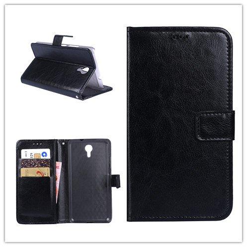 F&a® Flip Brieftasche Hülle für Oukitel U16 Max (Muster 2)