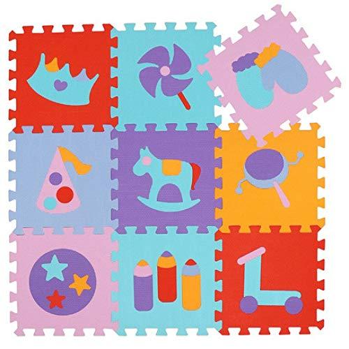 North King Bébé tapis de Jeu,Coussin en mousse/puzzle éducation précoce/pad de jeu chambre d'enfants