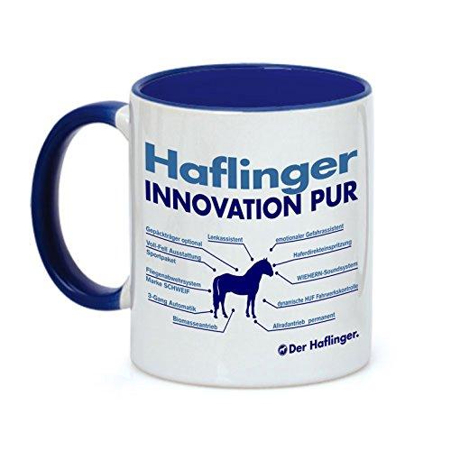 Siviwonder Tasse Innovation - Haflinger - Pferde Pferd Teileliste Pferd Kaffeebecher