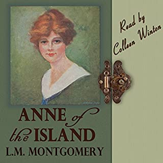 Anne of the Island                   By:                                                                                                                                 L. M. Montgomery                               Narrated by:                                                                                                                                 Colleen Winton                      Length: 8 hrs and 15 mins     38 ratings     Overall 4.5