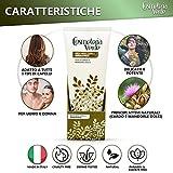 Zoom IMG-1 maschera capelli ristrutturante naturale italiana