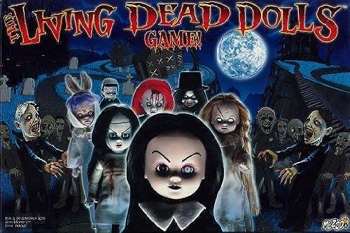 Living Dead Dolls Board Game (Englisch-Version)