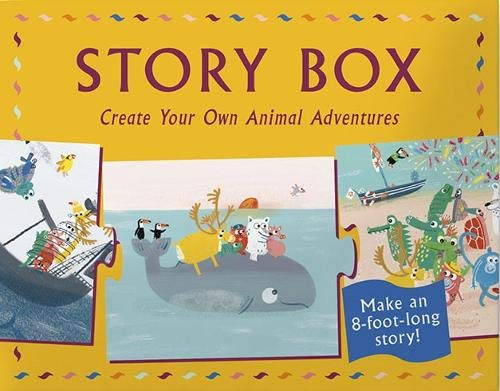 Story Box. Create Your Own Animal Adventures (Magma for Laurence King)