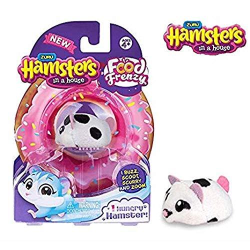 NEW! Zuru Hamsters In a House - PEPPER