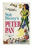 Spiffing Prints Walt Disney Peter Pan 1953 - Extra Large -
