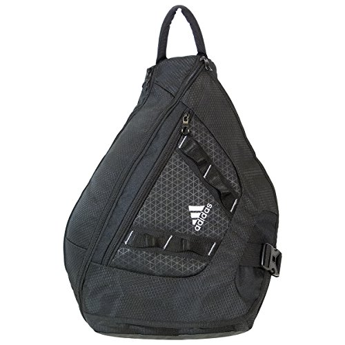 adidas Capital Sling Backpack Black