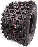 HAKUBA P357 20x10-9 - Neumáticos para quad