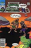 Mighty Mutanimals #4 (Newsstand) FN ; Archie comic book