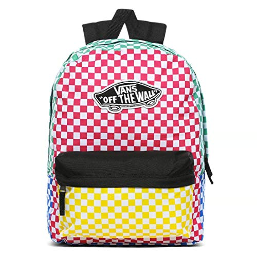 Vans REAL CHECKER BLOCK, talla única