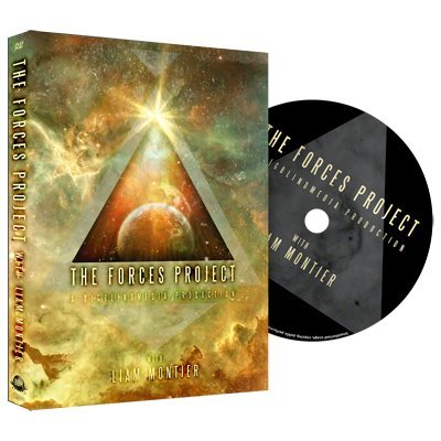 The Forces Project by Big Blind Media - DVD