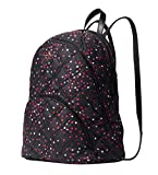 Kate Spade Karissa Nylon Quilted Festive Large Backpack Confetti WKR00084