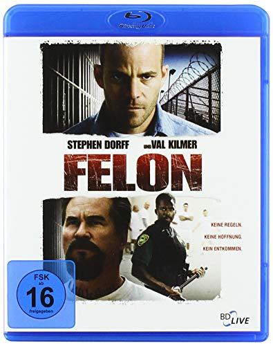 Felon - Thrill Edition [Blu-ray]