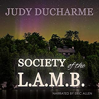 Society of the L.A.M.B. audiobook cover art