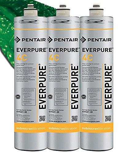 Everpure Filter 4c - Packung mit 3 Filtern