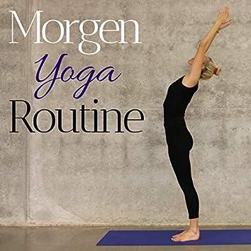 Morgen Yoga Routine - Muzik um Meditation und Yoga zu Machen, Total Body Yoga Workout, Musiktherapie für Positive Energie