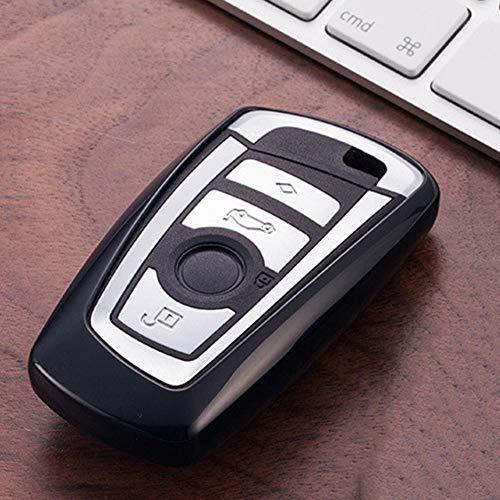 HJPOQZ Accesorios De Estilo De Coche Funda De Protección para Llaves De Coche, para BMW 1 3 5 7 Series X3 X4 M2 3 4