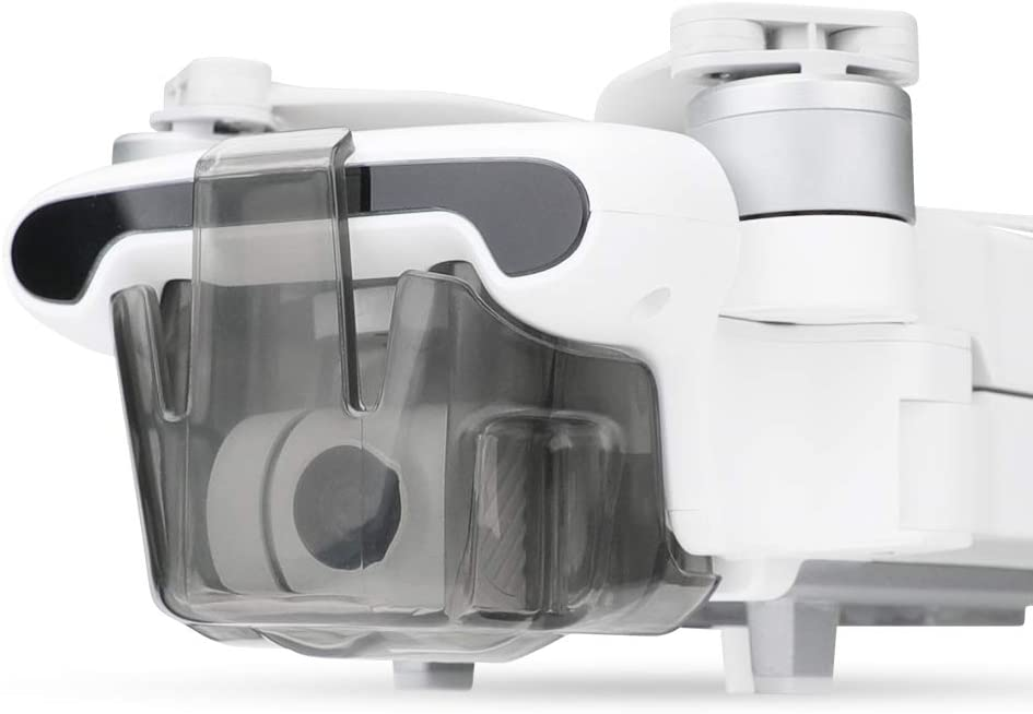 Hooshion Transparent Gimbal Lens Cap Year-end annual account Hood Cover Seattle Mall