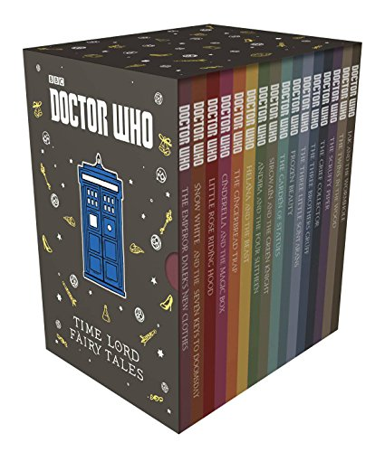 Doctor Who. Time Lord Fairy Tales Slipcase [Idioma Inglés]