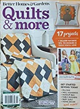 Quilts & More Magazine Fall 2019 Better Homes & Gardens (17)
