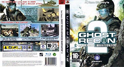 Tom Clancy's Ghost Recon Advanced Warfighter 2 (PS3) [Edizione: Regno Unito]
