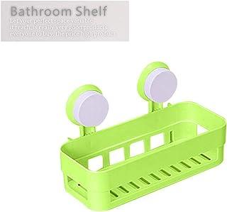 吸盤ラック浴室トイレ部屋収納ボック浴室用ラック壁掛け バス収納 キッチン ラック 穴開け要らない