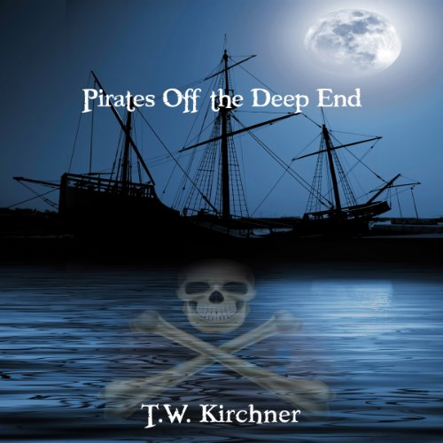Pirates Off the Deep End audiobook cover art