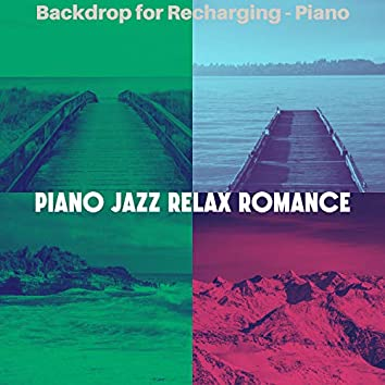 Backdrop for Recharging - Piano