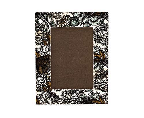5 Elements hechos a mano Insta marcos de fotos, marco de fotos de mesa 5 x 7 pulgadas Negro