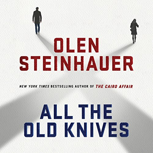 All the Old Knives audiobook cover art