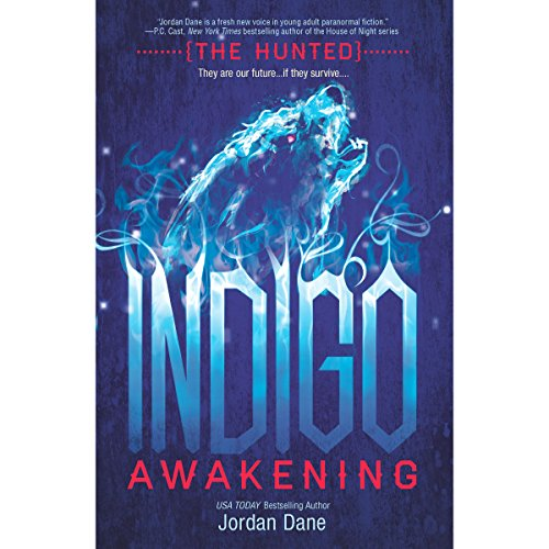 Indigo Awakening audiobook cover art