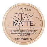 Rimmel London Stay Matte Powder