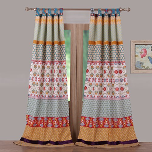 Barefoot Bungalow Thalia Window Panel Pair